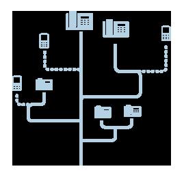 diagram-telephony